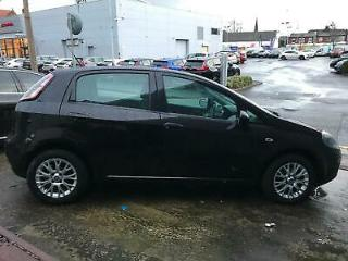 2011 61 Fiat Punto Evo 1.2 8v MyLife 5 Door. 75k. FSH. MOT 11th November 2020