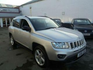 2011 61 JEEP COMPASS 2.0 LIMITED 5D 154 BHP