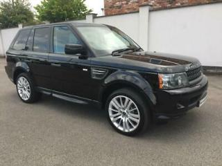 2011 61 LAND ROVER RANGE ROVER SPORT 3.0 TDV6 HSE 5DR AUTOMATIC