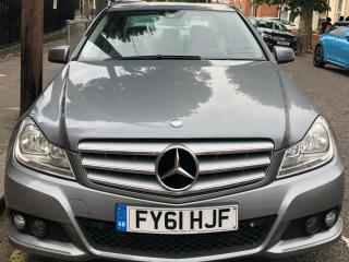 2011 61 MERCEDES C220 CDI EDITION 125 BLUE EFFICIANCY FULL SERVICE HISTORY