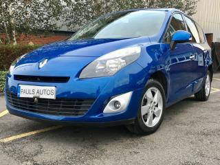 2011 61 Renault Grand Scenic Dynamique Tom Tom 1.5 DCI ONLY 39'000 miles