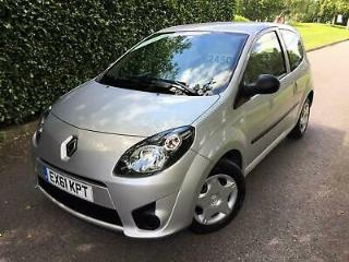 2011 61 RENAULT TWINGO 1.2 PZAZ GREAT STARTER CAR ONLY 65000 MILES !