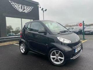 2011 61 SMART FORTWO 1.0 PULSE MHD 2D AUTO 71 BHP