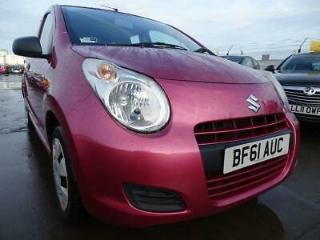 2011 61 SUZUKI ALTO 1.0 SZ2 5D VERY CHEAP INSURANCE AND TAX