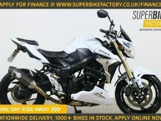 2011 61 SUZUKI GSR750 NATIONWIDE DELIVERY, USED MOTORBIKE