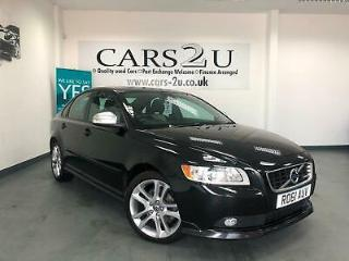 2011 61 Volvo S40 2.0TD D3 148bhp Geartronic R Design FINANCE AVALIBLE