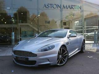 2011 Aston Martin DBS Coupe Petrol silver Automatic