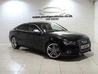 2011 Audi A5 S5 Quattro 5dr S Tronic Full audi/specialists service History, Pe