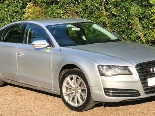 2011 Audi A8 3.0TDI SE Executive Quattro May Px / swap