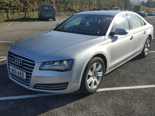 2011 AUDI A8 4.2 QUATTRO DIESEL 8 SPEED AUTOMATIC VERY RARE AND AWESOME