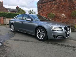 2011 Audi A8 4.2 TDI V8 SE Executive Quattro Automatic NOW £10995.00 !