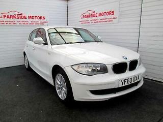 2011 BMW 1 Series 116i [2.0] ES 5dr ONE OWNER FULL SERVICE HISTORY 12 MONTHS MOT