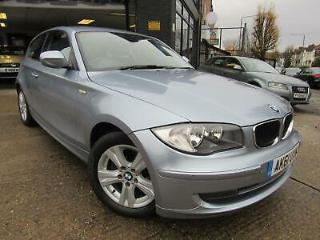 2011 BMW 1 SERIES 118I SE HATCHBACK PETROL