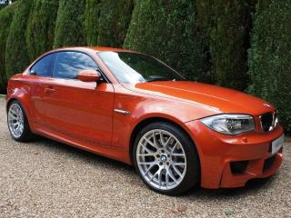 BMW 1 Series 3.0 M 2dr 1 LADY OWNER,STUNNING 2011, 11000 miles, £54990