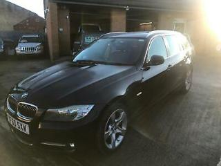 2011 BMW 318 2.0TD Touring Exclusive Edition BLACK LEATHER FULL SERVICE HISTORY