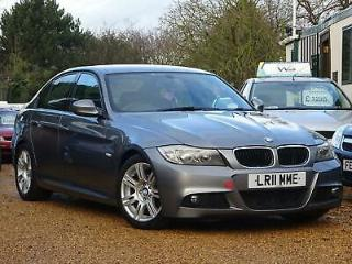 2011 BMW 318D M SPORT FULL SERVICE HISTORY TIMING CHAIN DONE