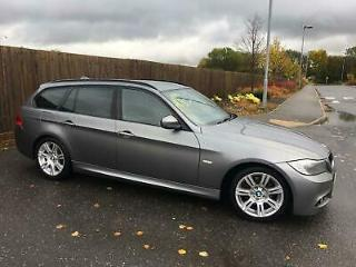 2011 BMW 3 Series 2.0 320d M Sport Touring 5dr