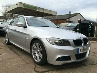 2011 BMW 3 Series 318d M Sport 4dr Step Auto 4 door Saloon
