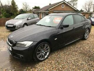 2011 BMW 3 Series 320D SPORT PLUS EDITION 4 door Saloon