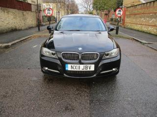 BMW 3 Series 320d [184] Exclusive Edition 4dr Step Auto Saloon 2011, 81044 miles, £5995