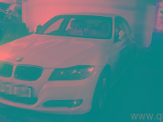 White 2011 BMW 3 Series 320i 60500 kms driven in West Mambalam