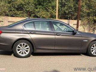 Brown 2011 BMW 5 Series 525d Sedan 76,000 kms driven in Kailash Colony