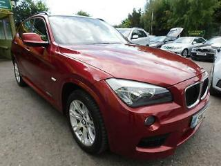 2011 BMW X1 XDRIVE18D M SPORT LOW MILES! GREAT HISTORY! ESTATE DIESEL