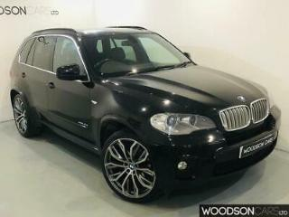 2011 BMW X5 3.0 D Sport 40D Diesel Automatic in BLACK New Timing Chain