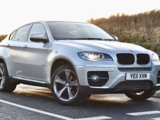 2011 BMW X6 3.0 30d xDrive + 360 degree cameras + 12 Month MOT + HIGH SPEC