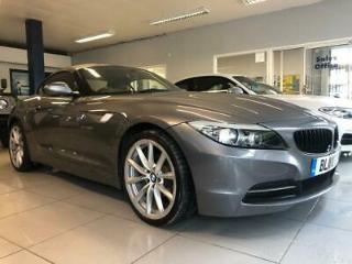2011 BMW Z4 2.5 23i M Sport Highline Convertible 2dr Petrol Manual sDrive