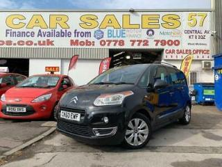 2011 Citroen C3 Picasso 1.6 VTi Exclusive 5dr