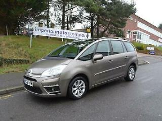 2011 Citroen C4 GRAND PICASSO VTR PLUS HDI EGS Automatic MPV