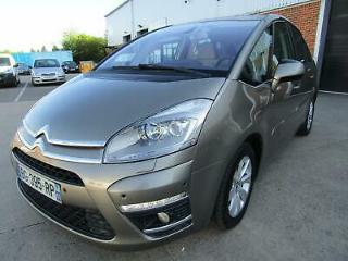 2011 Citroen C4 Picasso2.0 HDi EXCLUSIVE AUTOMATIC DIESEL LEFT HAND DRIVE LHD