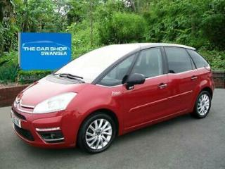 2011 CITROEN C4 PICASSO 1.6 HDi Exclusive EGS6 Auto 5 SEAT BIG SPEC