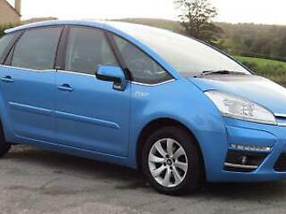 2011 Citroen C4 Picasso 1.6 HDi VTR+ 5dr EGS6 MPV Diesel Automatic