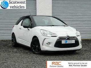 2011 CITROEN DS3 1.6e HDi 90bhp AIRDREAM D STYLE ~FULL SERVICE HISTORY~£0TAX