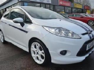 2011 Ford Fiesta 1.6 S1600 3dr