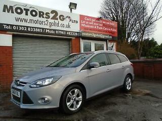 2011 Ford Focus 1.6 TI VCT Powershift Zetec ONLY 37K MILES AUTOMATIC