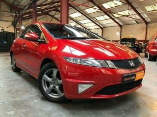 2011 Honda Civic 1.4 i VTEC Si i Shift 5dr