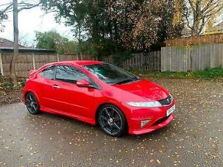 2011 HONDA CIVIC TYPE R GT, OCTOBER MOT, FULLY SERVICED, CRUISE, HPI CLEAR