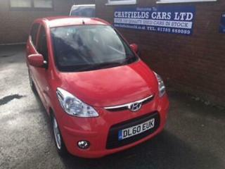 2011 HYUNDAI I10 1.1 EDITION 5DR ONE OWNER, ONLY 38K MILES, FAMILY BUSINESS