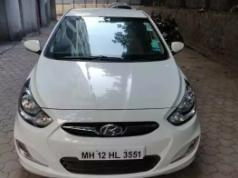 2011 Hyundai Verna 1.6 VTVT EX AT 52200 kms driven in Sinhagad Road