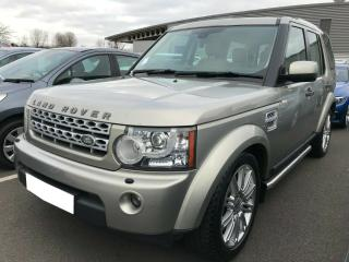 2011 LAND ROVER DISCOVERY 4 3.0 TDV6 HSE 1 OWNER, 7 STAMPS, REVERSE CAM, HIFI