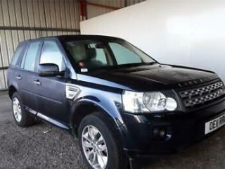 2011 Land Rover Freelander 2 2.2 SD4 HSE SUV 5dr Diesel Automatic 4X4