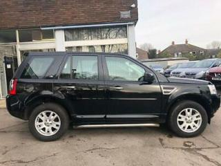 2011 Land Rover Freelander 2 2.2 SD4 XS Station Wagon 5dr Diesel Automatic
