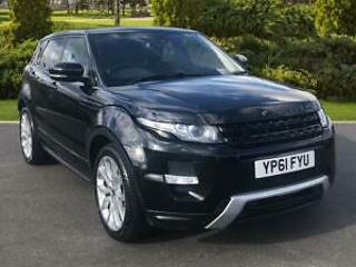 2011 Land Rover Range Rover Evoque 2.2 SD4 Dynamic 5dr Lux Pack Automatic Dies