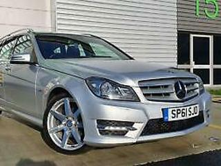 2011 Mercedes C250 Sport Edition 201 BHP 1 Owner Full Mercedes History