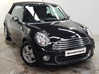 2011 MINI Convertible 1.6 One 2dr
