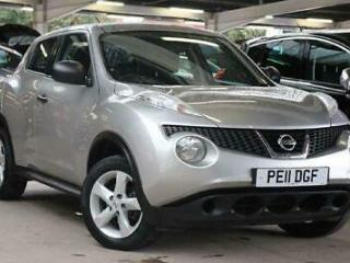 2011 Nissan Juke 1.6 Visia 5Dr Manual Hatchback