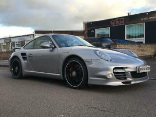 2011 Porsche 911 3.8 997 Turbo PDK AWD 2dr